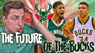 How Giannis can turn the Bucks into an NBA DYNASTY