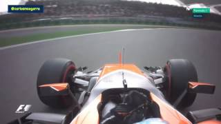 F1 2017 || All Cars Onboard Camera