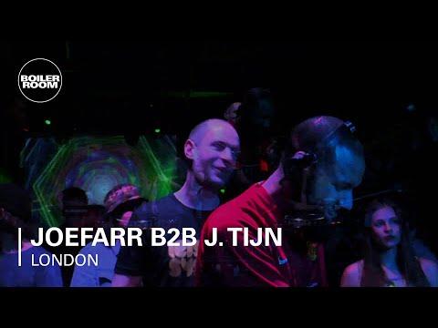 JoeFarr B2B J. Tijn Boiler Room London DJ Set