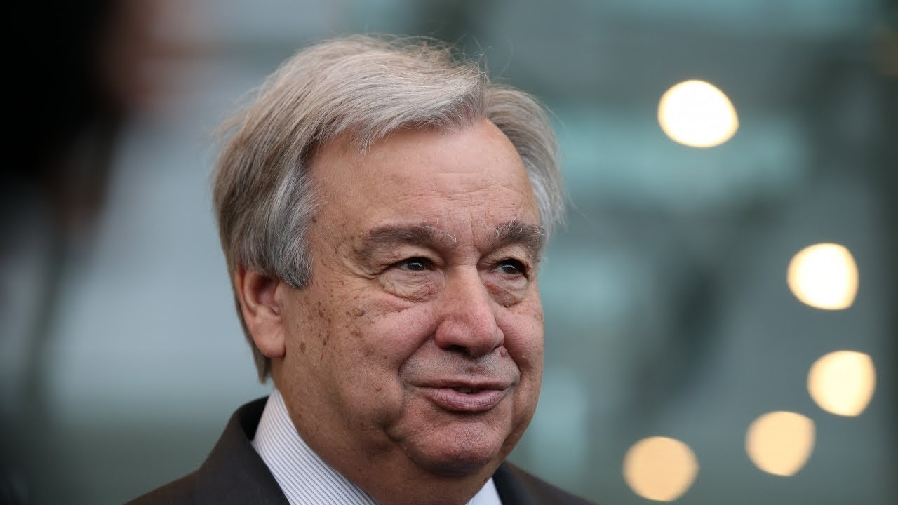 Reuters: UN chief urges EU to raise climate goal