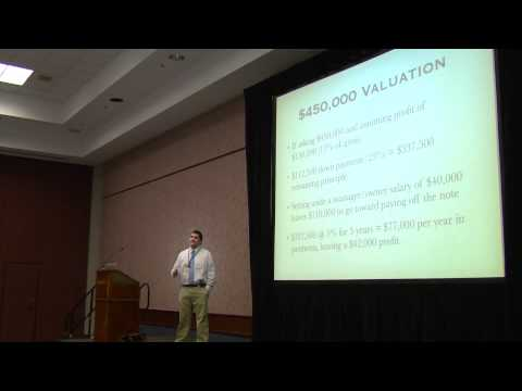 Buying and Selling a Septic or Sewer Business - Pumper & Cleaner Expo 2011