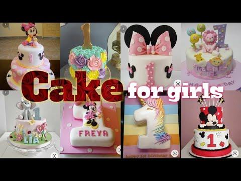 Hello Kitty Birthday Cake Design Ideas Decorating Video For Kids Boys Girls Youtube,Creative Graphic Design Logo Maker