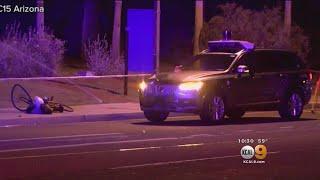 SoCal Drivers React To Self-Driving Car Killing Pedestrian