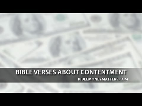 10 Bible Verses About Contentment: How Can We Feel