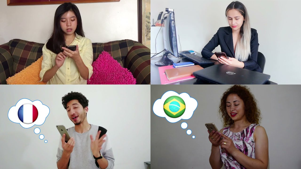 This Gadget Allows You to Instantly Communicate in 100+ Languages!