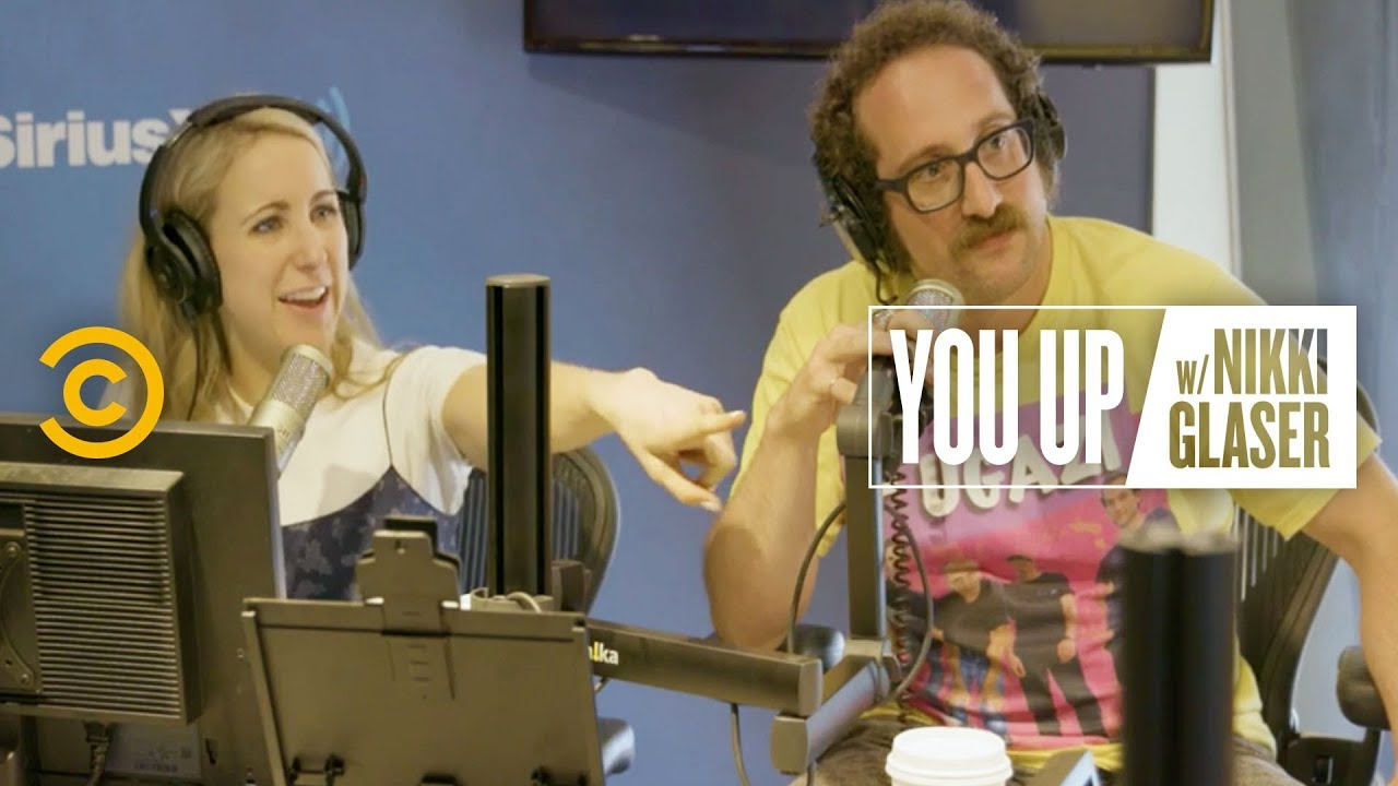 Why Dating Apps Might Not Work for You - You Up w/ Nikki Glaser