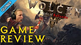 Quin69   Wolcen: Lords Of Mayhem Game Review