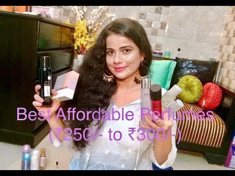 Under ₹ 300/- Perfumes & Body Sprays ||TheLifeSheLoved | Sana K