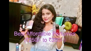 Under ₹ 300/- Perfumes & Body Sprays ||TheLifeSheLoved | Sana K