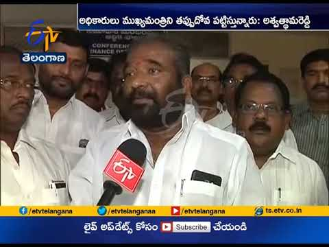 TMU Chief Secretary Ashwathama Fire on Govt | Over RTC Demands