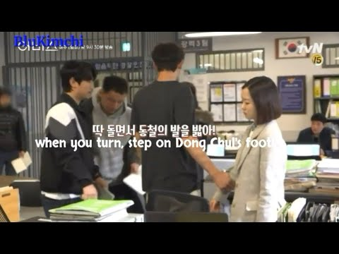 [ENGSUBS] Abyss Kdrama Behind The Scenes Making Of Episode 3 & 4 어비스 Park Bo Young Ahn Hyo Seop