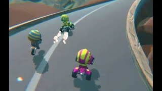 Moto Trial Racing Game Walkthrough Level 6-8
