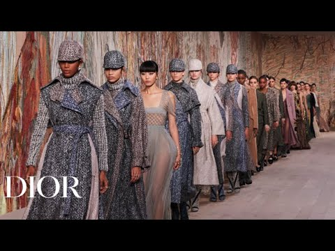 The Dior Autumn-Winter 2021-2022 Haute Couture Show