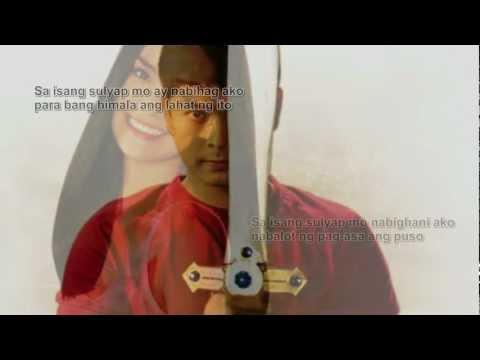 Bryan Termulo - Sa Isang Sulyap Mo With Lyrics