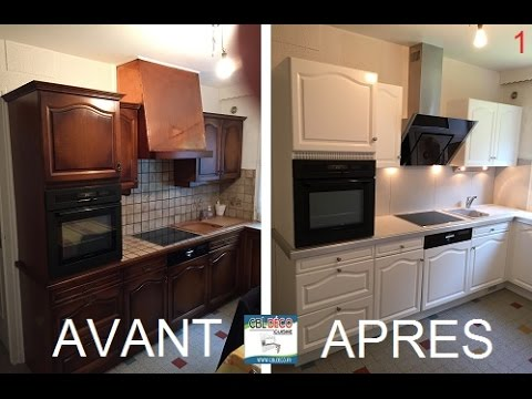 R novation cuisine youtube for Peinture de renovation v