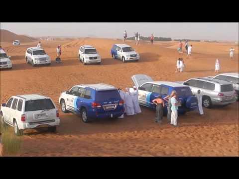 Dubai Desert Safari: The Lifetime Experience