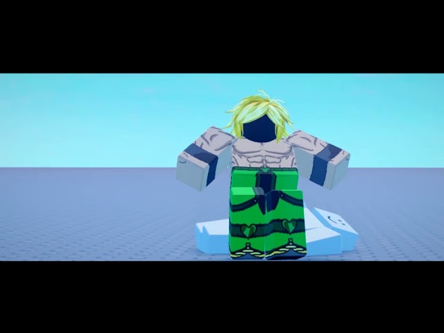 Roblox Shadow Dio Animation Youtube