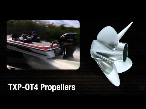 Turbo TXP-OT4 propeller
