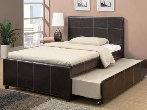 Pop Up Trundle Beds For Adults Youtube
