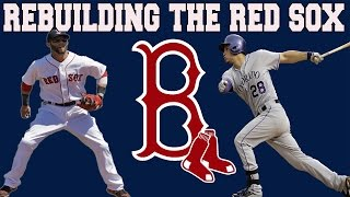 MLB 15 The Show Franchise: Rebuilding the Boston Red Sox