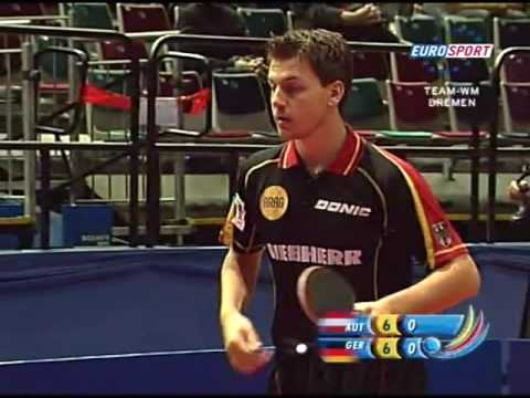Table Tennis - Attack (BOLL) Vs Defense (CHEN Weixing) LXIV !