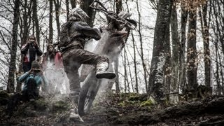 King Of The Hill 2013 Hard Enduro - Day 1 - Official: The Forest Of Hell