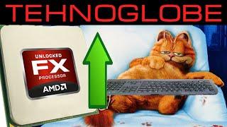 AMD FX, ледачий розгін (і невеликий експеримент :))