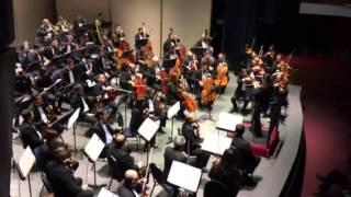 Dvorak, Symphony n. 8, OSPSF/A. URRUTIA