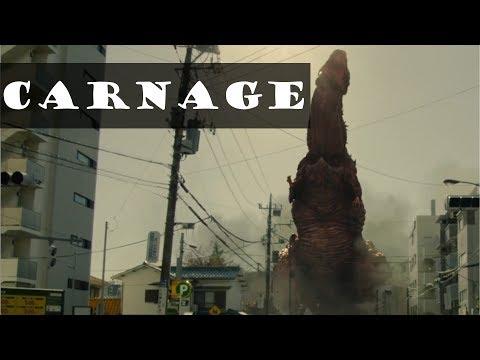 Shin Gojira Meets Evangelion - Part 1.