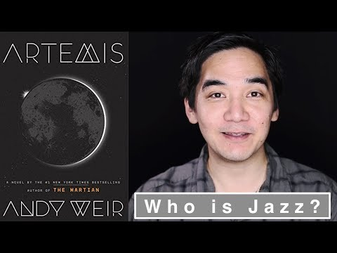 🚀🌙 Who is Jazz Bashara? | Artemis by Andy Weir Review Part 1