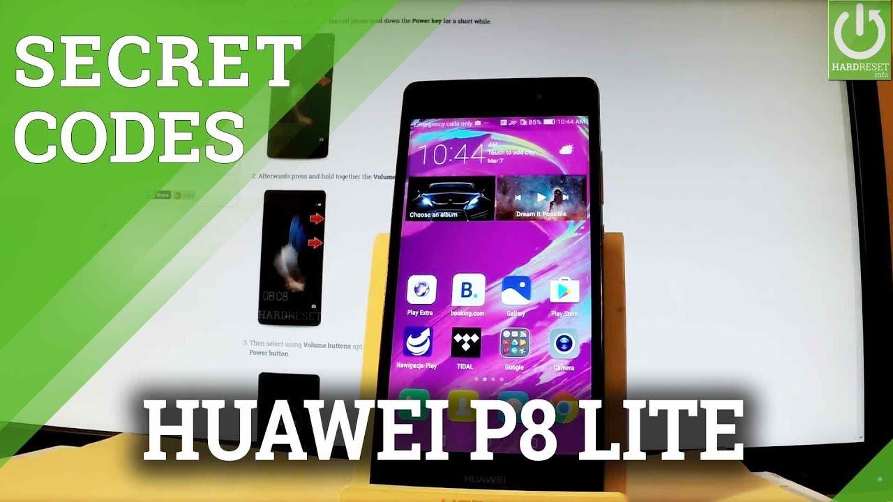 CODES in HUAWEI P8 Lite - Advanced Features   Hidden Mode   Tricks ... 627d8137277
