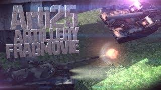 Артилерія відео Arti25