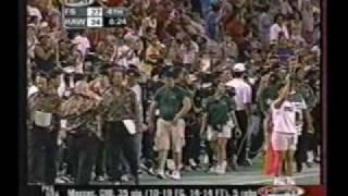 Hawaii - Fresno St. 2001
