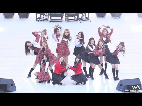 170427 우주소녀 (WJSN) 'BeBe' 직캠 @경기도체육대회 개막식 축하공연 4K Fancam By -wA-