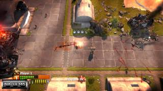 Gatling Gears Gameplay (PC HD)