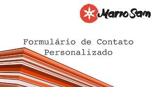Magento | Form de Contato Personalizado | Blog Mario SAM