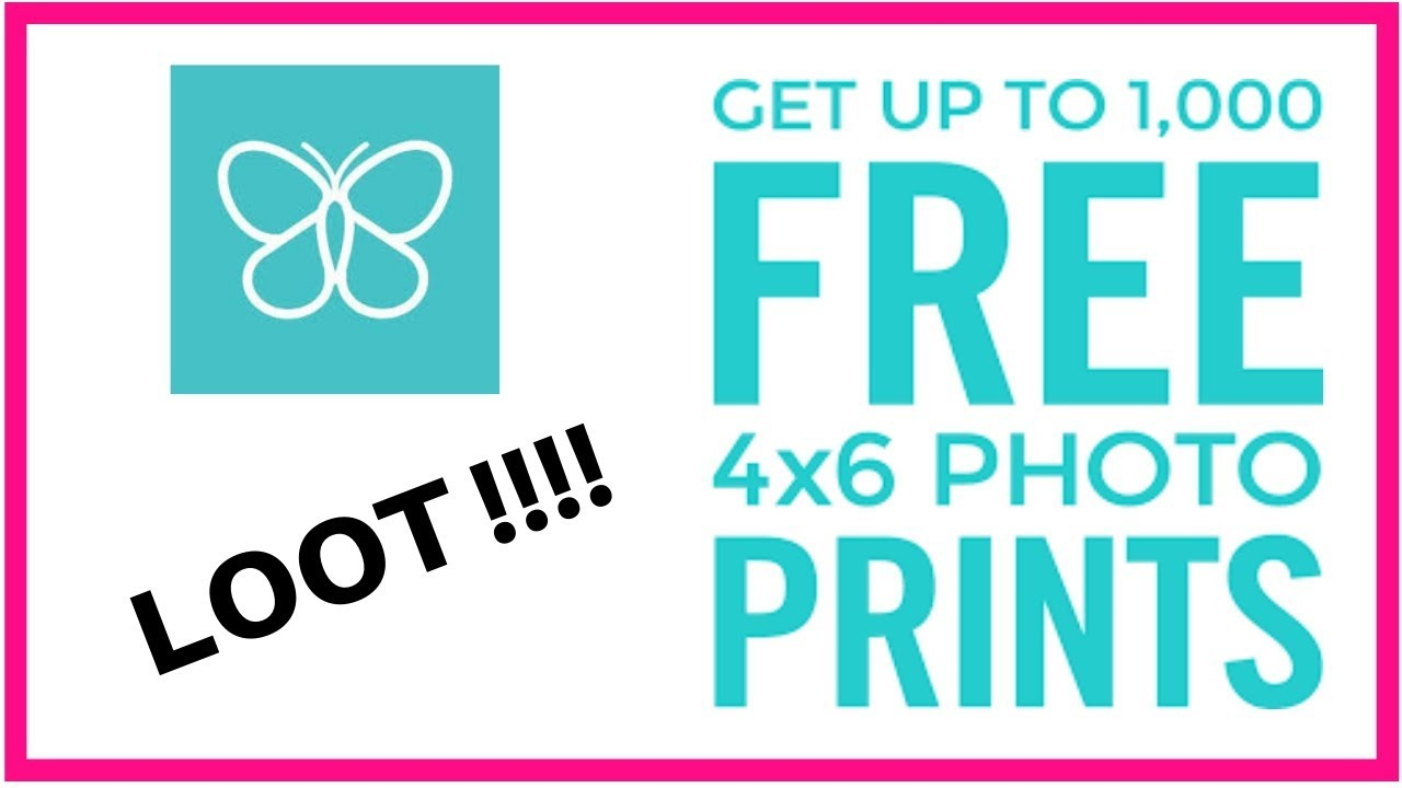 Freeprints App Loot Get Free Photo Prints And Free Delivery By Tricks World