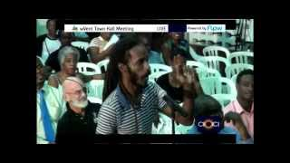 Video First ever Town Hall Meeting by wVent 93.5 & 94.7fm St. Lucia September 4th 2014 download MP3, 3GP, MP4, WEBM, AVI, FLV September 2018
