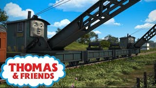 Judy and Gerome the Breakdown Trains | Kids Cartoon | Thomas and Friends