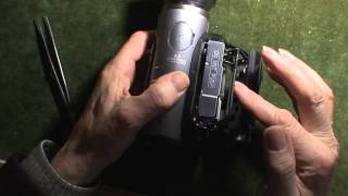 Repeat youtube video CAMCORDER TAPE DOOR WON'T CLOSE { C:32:11 } FIX