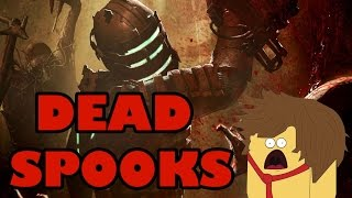 SPOOKS IN SPACE ( Dead Space 1 Stream Highlights)