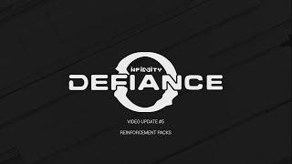 [Infinity Defiance] Update #5 - Reinforcement Packs