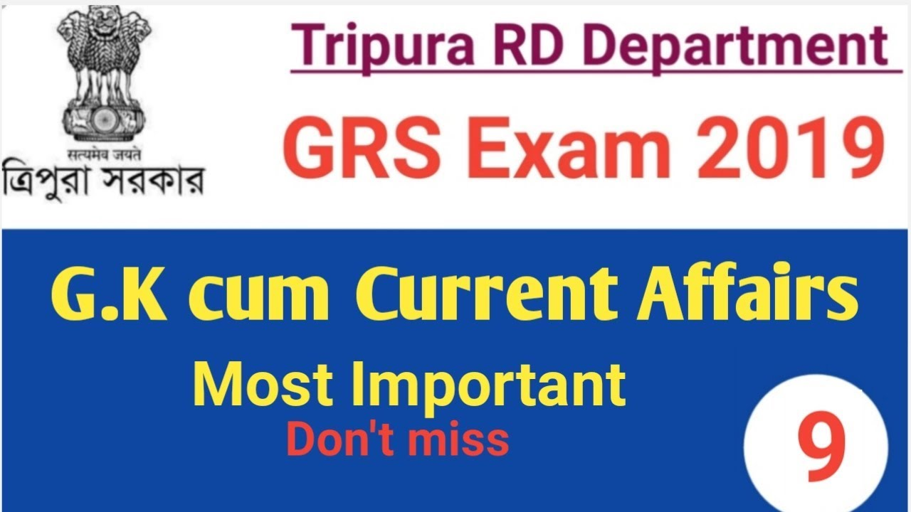 14 82 MB] G K Cum Current Affairs    Most Important for GRS