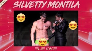 Blue Space Ofical - Silvetty Montilla - 28.04.18