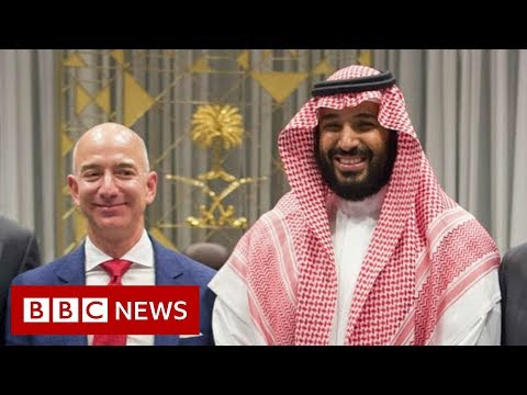 Saudi Arabia: Bezos phone hack claim is 'absurd' - BBC News