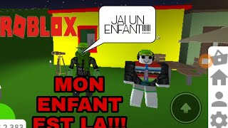 IS MY CHILD HERE!!!!! #2 (roblox)