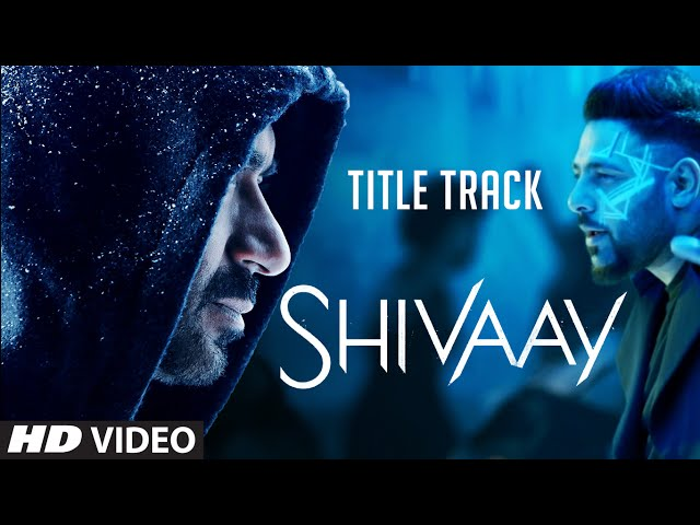 BOLO HAR HAR HAR  Video Song |  SHIVAAY Title Song |  Ajay Devgn |  Mithoon Badshah | T-Series