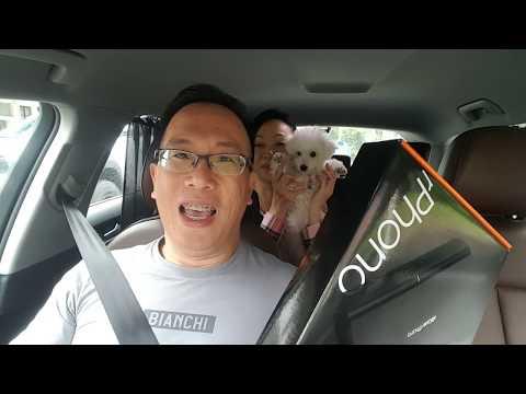 Buying Arcam rPhono - on a roadtrip :-D
