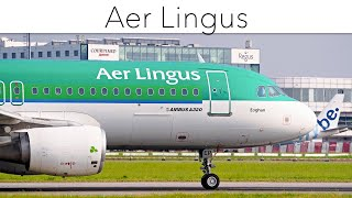 BEST Flight Attendant EVER | Aer Lingus Tripreport | Dublin - Munich | A320-200