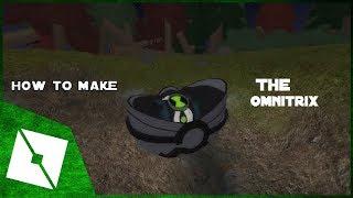 ROBLOX Studio | How to make a Omnitrix in ROBLOX